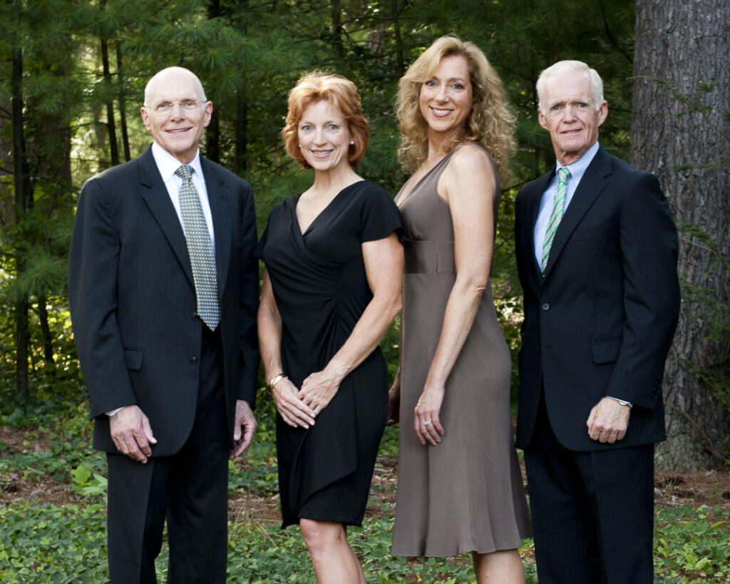 Headshots by Thornhill Photography/WhistlePixels - photo of two men and two women